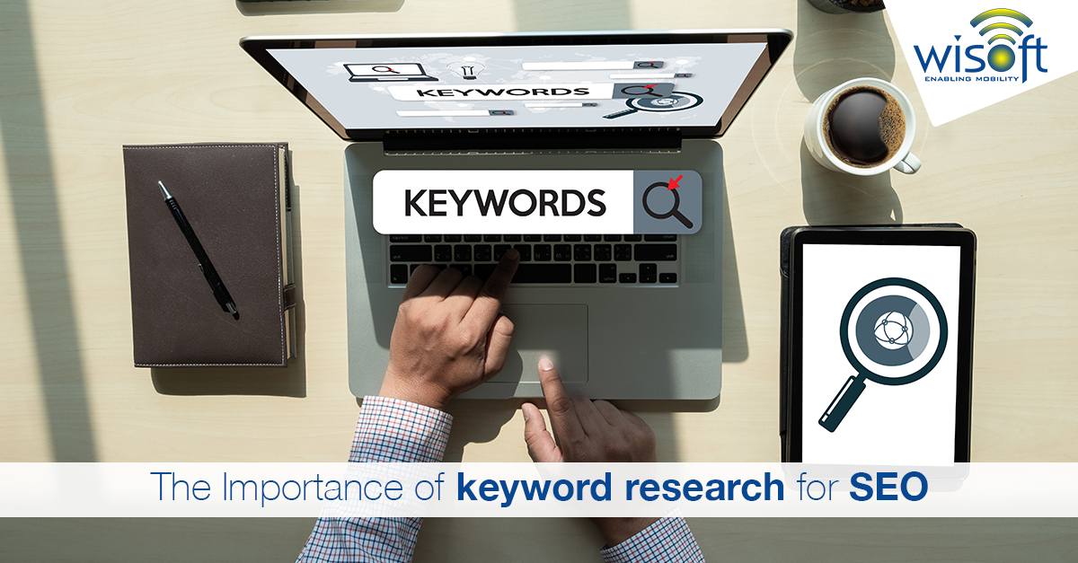 The importance of keyword research in SEO